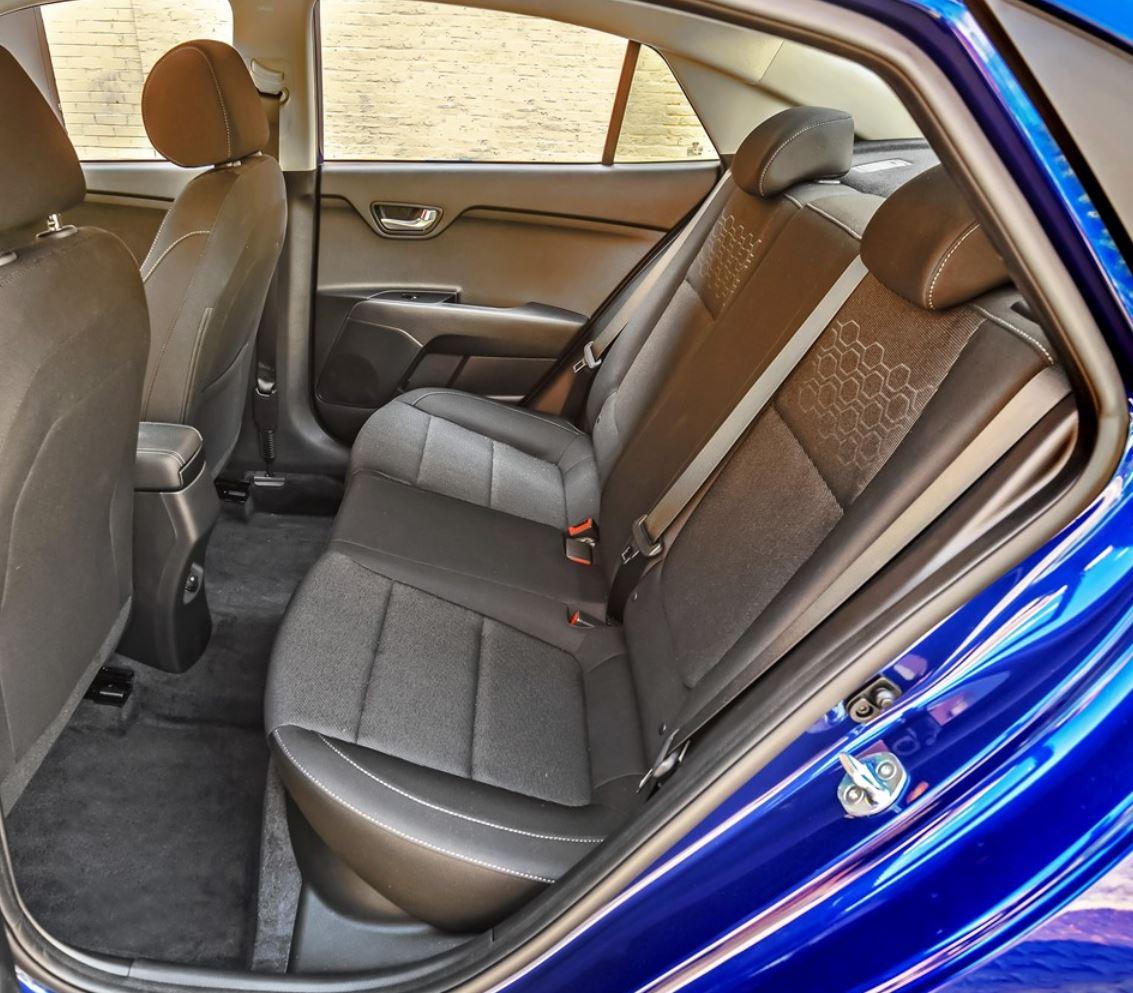 Car Galley external