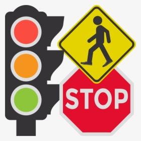 معلومات عن اشارة المرور