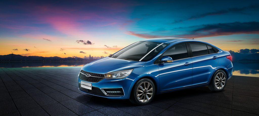 سيارة شيري واحدة من أكثر السيارات الصينية فى مصر مبيعًا