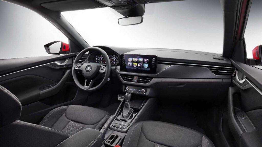 سيارة سكودا كاميك 2021 الجديدة .. مواصفاتها من الداخل