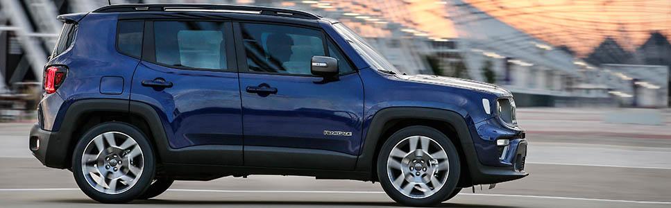 سيارة جيب شيروكي واحدة من سيارات جيب الرائعة