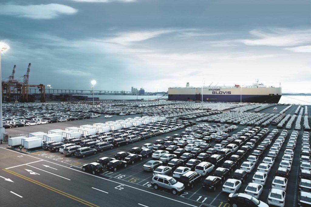 شركة هيونداي تستدعي 180 ألف سيارة  من هيونداي توسان بسبب عطل ما