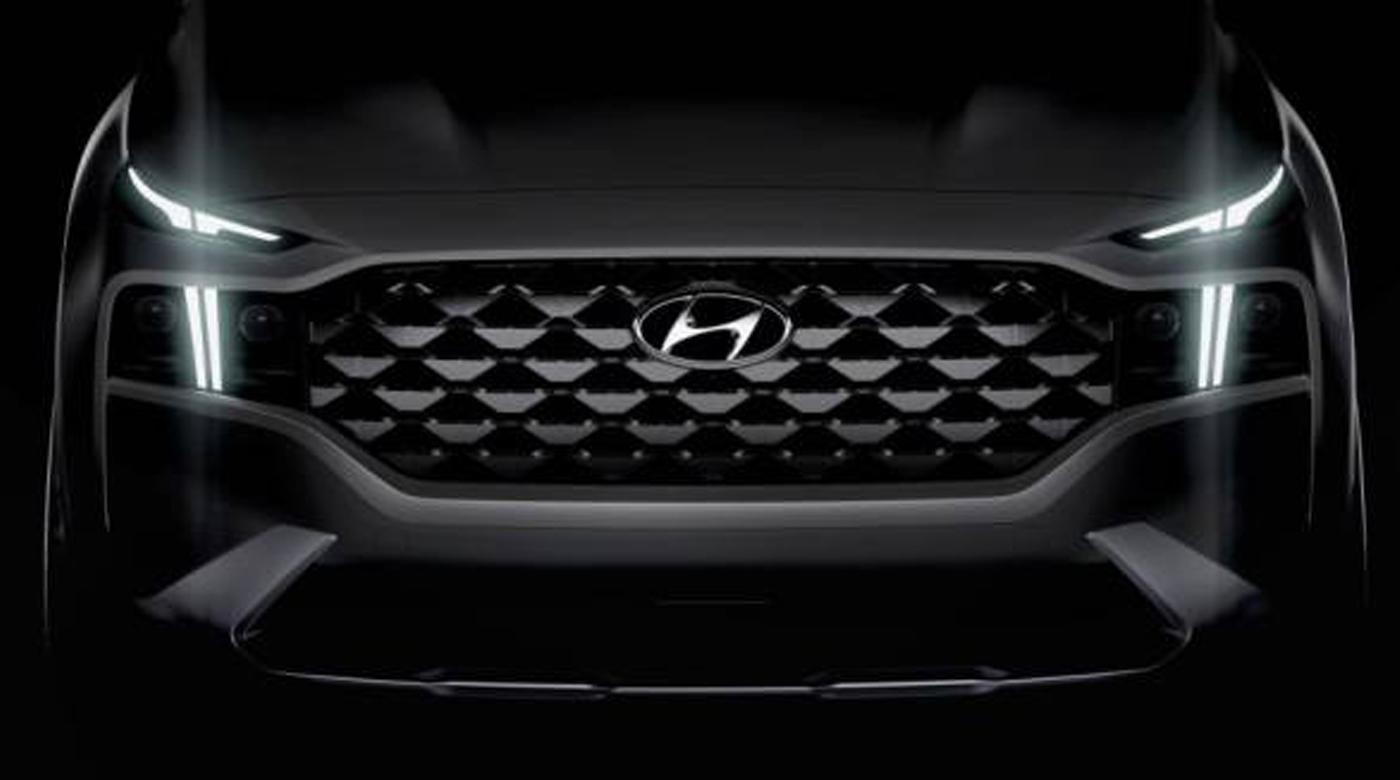 سيارة هيونداي سنتافي موديل 2021