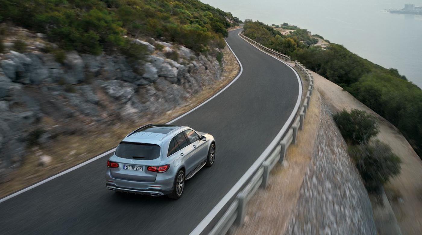 أسعار سيارة مرسيدس GLC موديل 2021