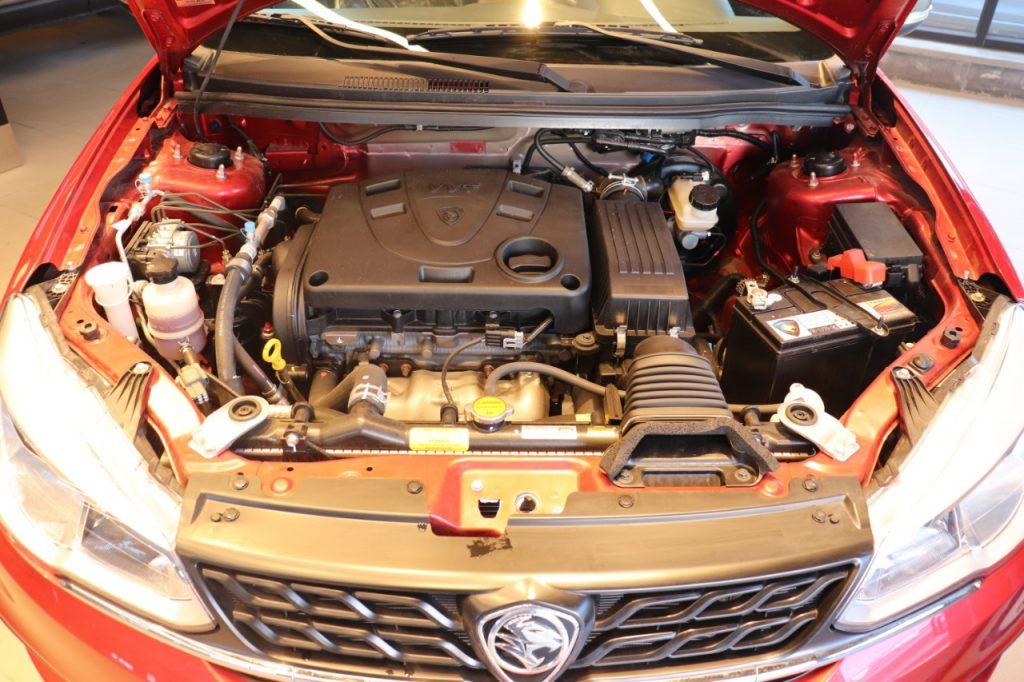 شكل موتور سيارة بروتون ساجا موديل 2021