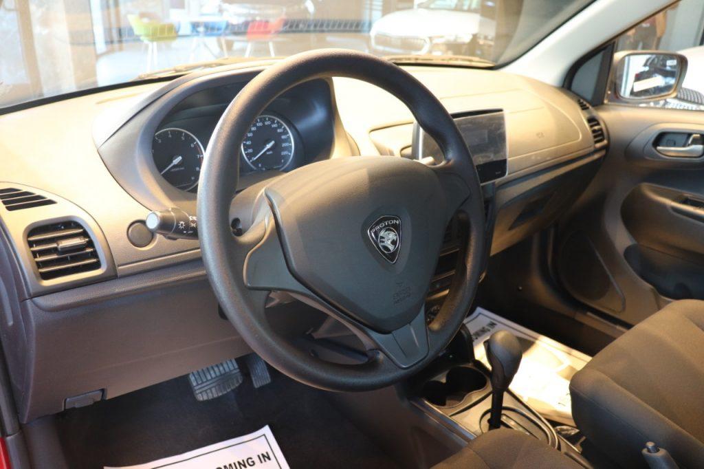 سيارة بروتون ساجا 2021 من الداخل
