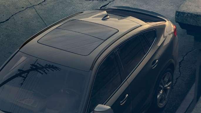 فتحة سقف بانوراما bmw x6