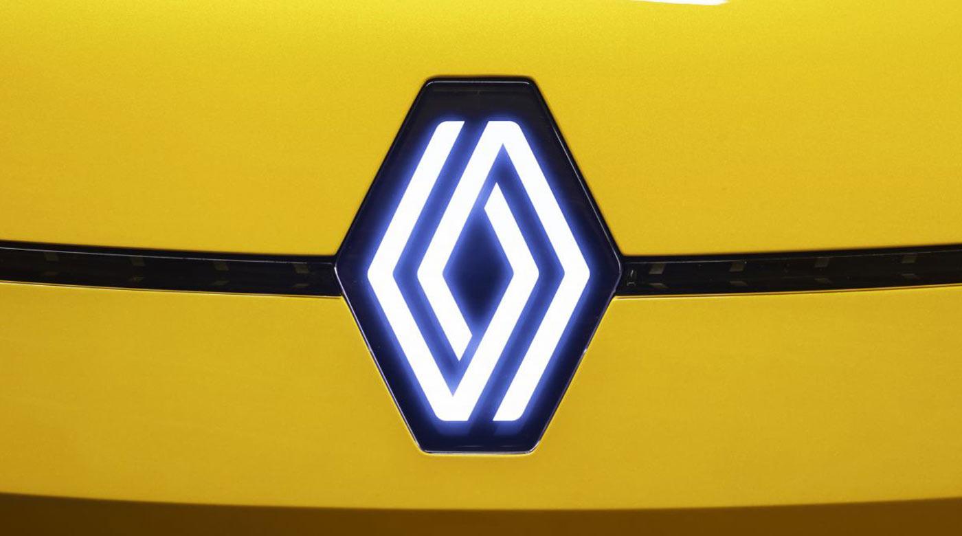 شعار رينو الجديد
