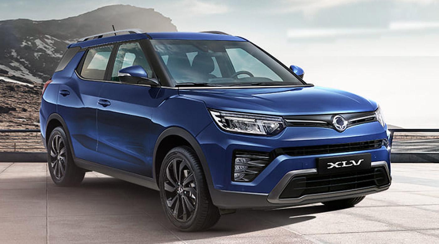 إنطلاق سيارة سانج يونج الجديدة بالأسواق
